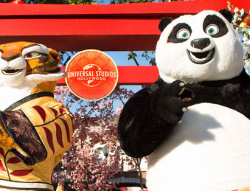 Lunar New Year Celebration Returns to Universal Studios Hollywood