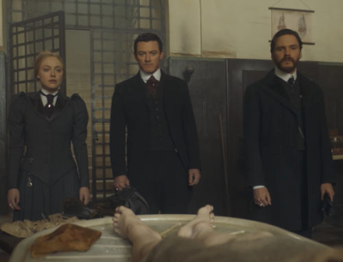 REVIEW: TNT's The Alienist Is A Serviceable Period Piece