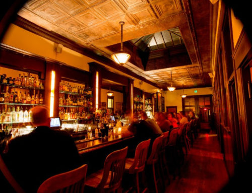The Speakeasy Society's THE STRONGER Returns For Two Nights Only