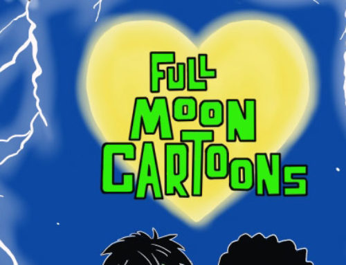 Full Moon Cartoons, Happy Howlintine's Day