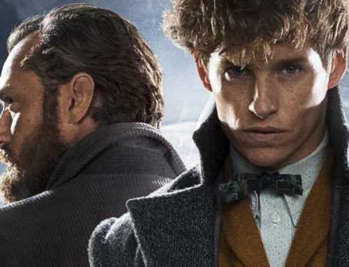 First Trailer for Fantastic Beasts: The Crimes of Grindelwald.