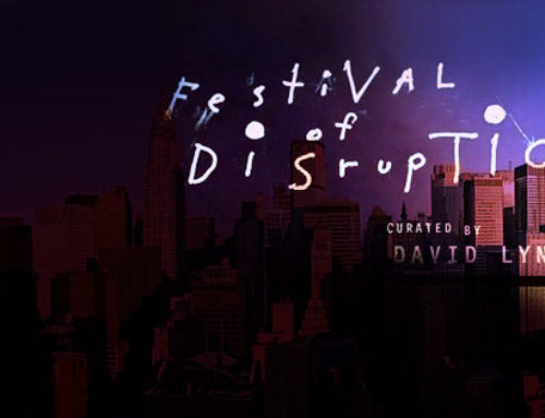Festival of Disruption coming to New York City in May