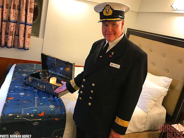 A Look Inside The Queen Mary Newly Reopened Haunted Room B340