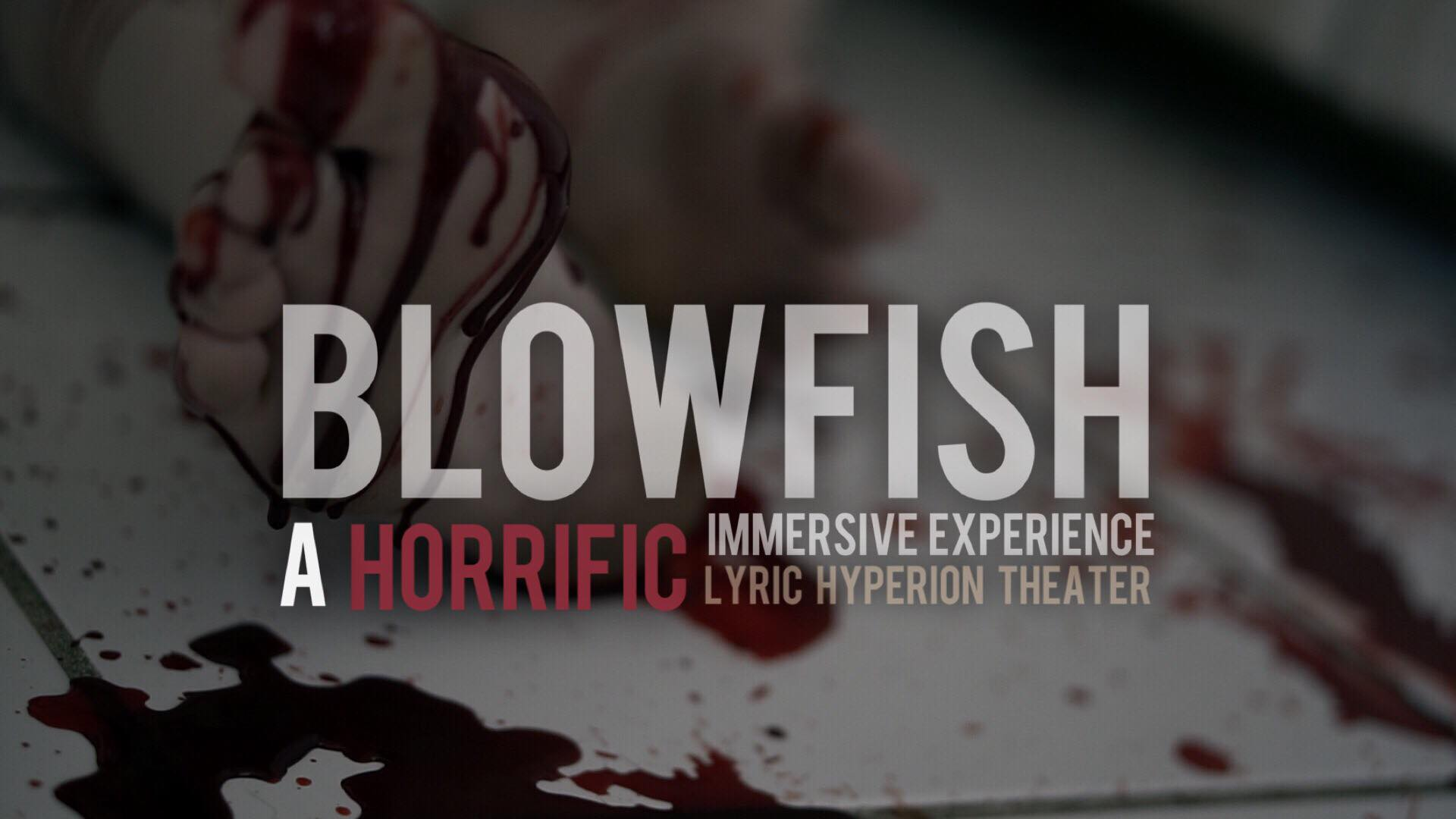 BLOWFISH Aims To Answer What You Do When You Find A Body In