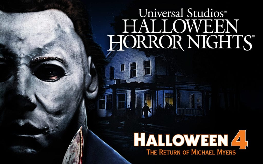 with the success of both the halloween and halloween 2 mazes at both haunts the series jumps the oft ma8ligned halloween 3 sad face and gets back to