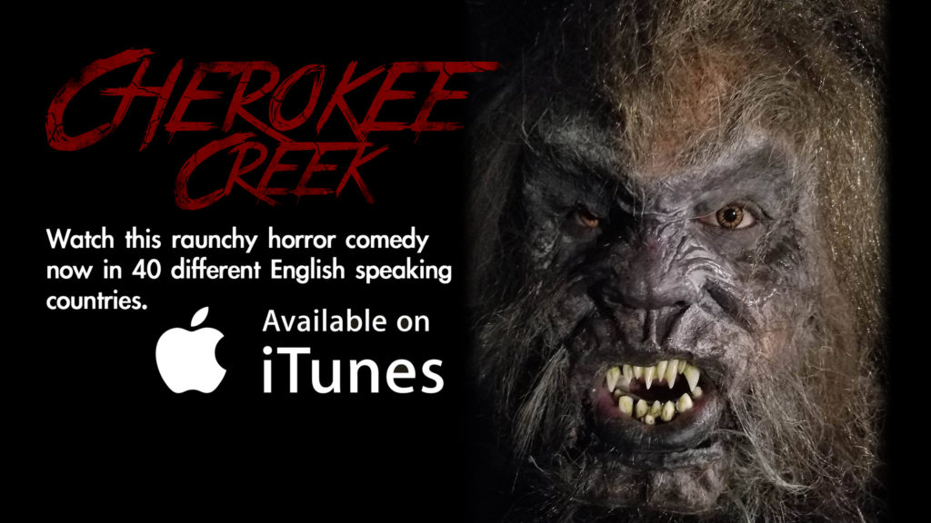 Cherokee Creek Poster and Trailer Arrive - HorrorBuzz
