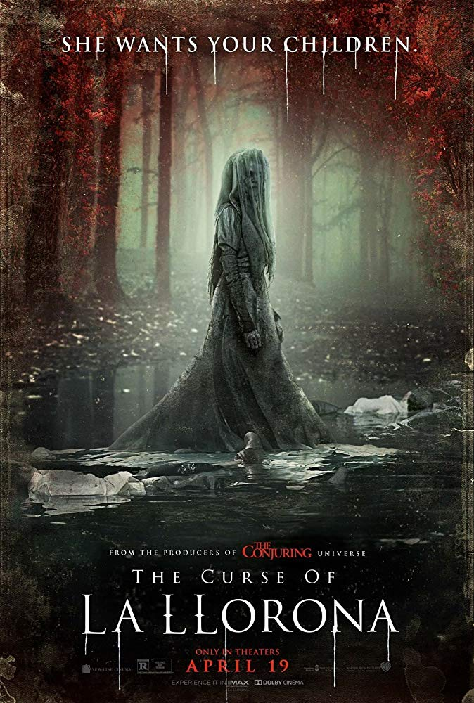 A Chat with THE CURSE OF LA LLORONA Director Michael Chaves