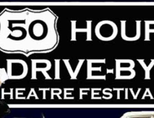 Zombie Joe's 50 Hour Drive By Coming End of January
