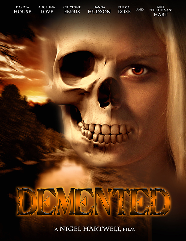 Demented Poster