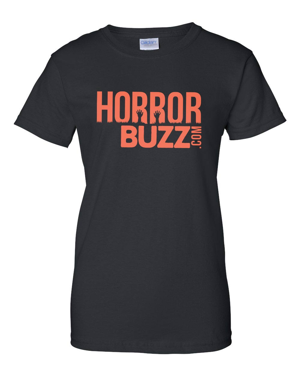 HorrorBuzz Logo Women's T Shirt