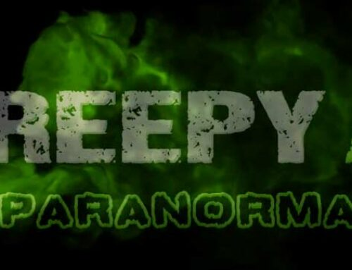 New Series Plans to be CREEPY AF Paranormal on Amazon