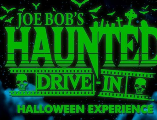 Joe Bob's Haunted Drive-In Coming to Rose Bowl on Halloween Night