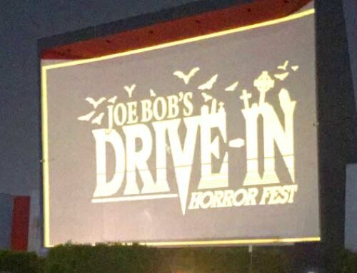 Joe Bob's Haunted Drive-In Nails it with Humor and Scares